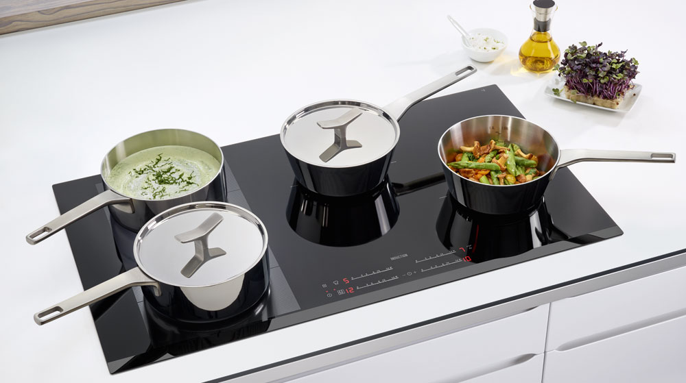 Tables de cuisson induction nouveaut s 2016 - Table de cuisson induction electrolux ...