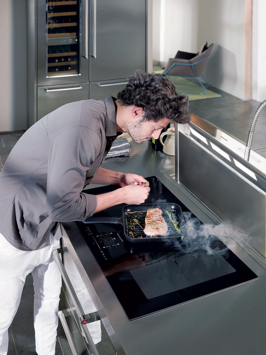 differente plaque de cuisson