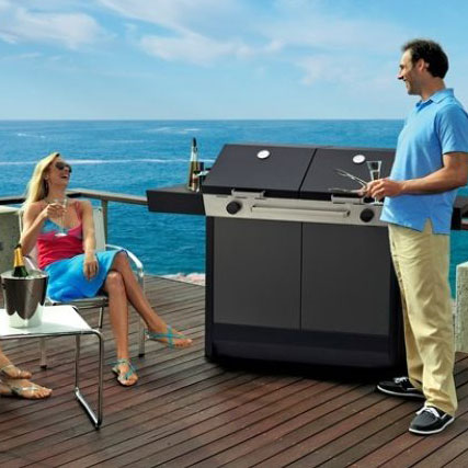 Barbecues-UNE