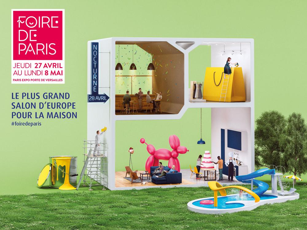 Foire de Paris- Inspiration électroménager