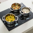 W Collection, la table de cuisson intelligente de Whirlpool