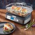 Cook Fresh de Cuisinart : le cuiseur vapeur numérique